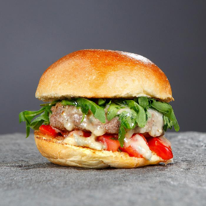 Горгонзола биф бургер